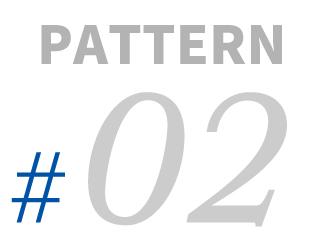 PATTERN #02