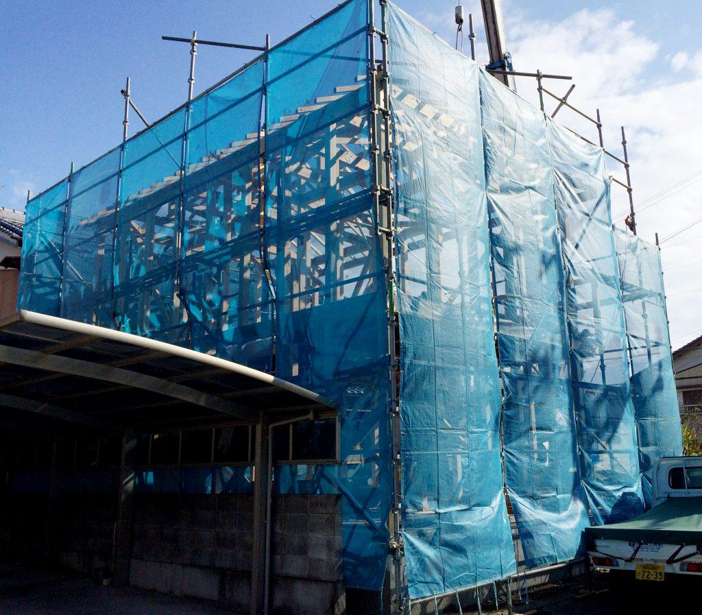 白浜で暮らす工務店「西峰工務店スタッフによる 台風の備え⑥」