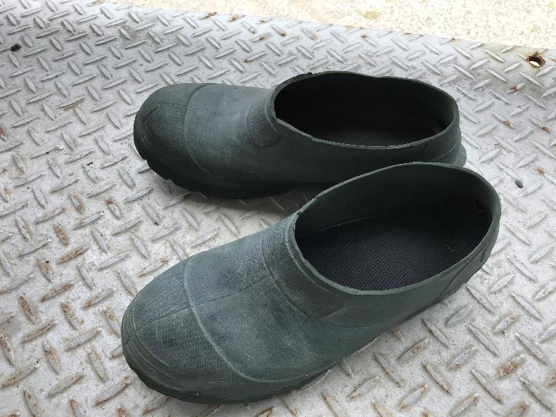 長靴リメイク