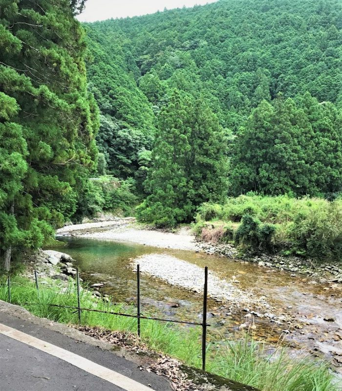 日置川水系の川