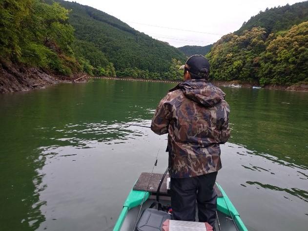 趣味のバス釣り